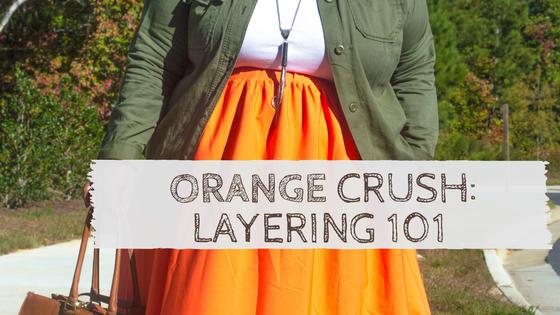 bykstyle | Orange Crush: Layering101