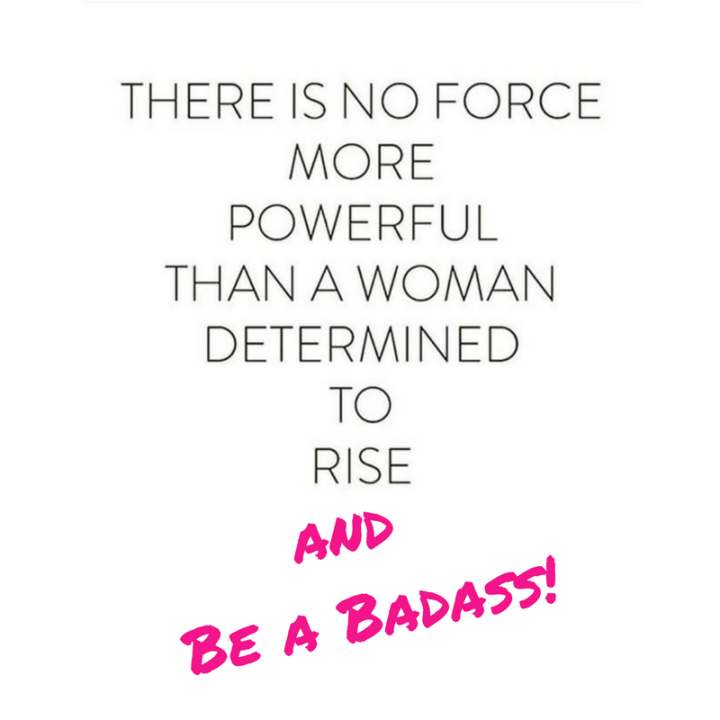 Girl Talk |  5 Quotes + Affirmations That Keep Me At Level Badass!