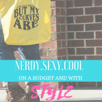 bykSTYLE| NERDY.SEXY.COOL on a Budget and with Style