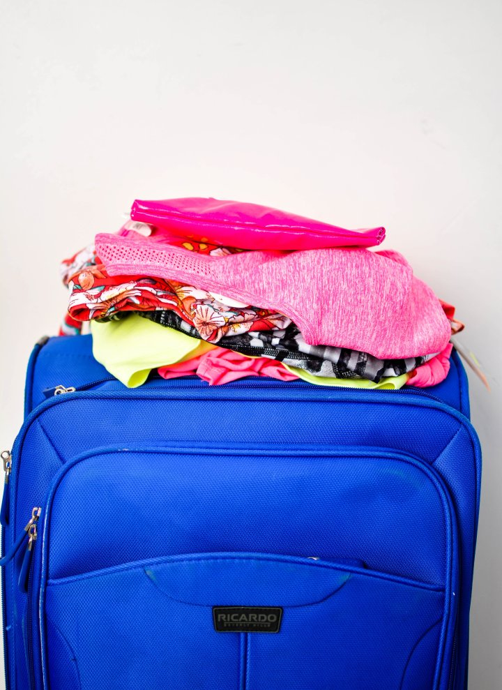 Travel | Pack Light :: 4 Stress-Free Packing Tips For The Girl On The Go