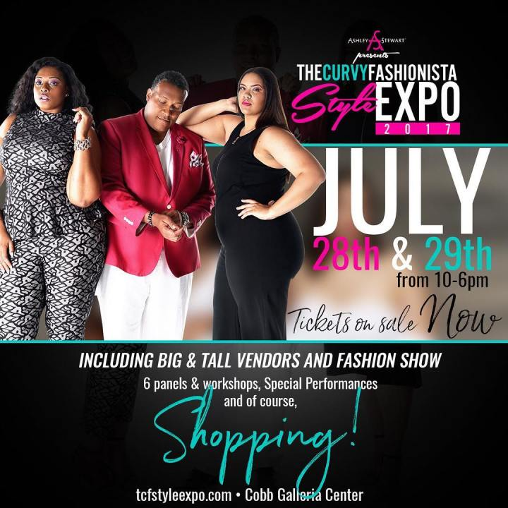 bykStyle|TCF Style Expo Slayage|Our Top 10 Plus Size Slays of the Expo