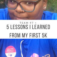 Health Yeah | Team '97 + 5 Lessons I Learned From My First 5K