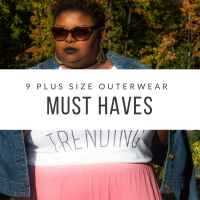 bykStyle | 9 Plus-Size Outerwear Must-Haves For Under $50
